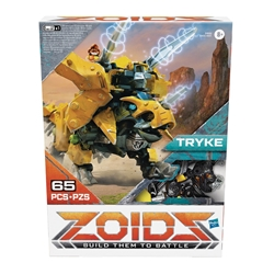 Picture of Zoids Giga Class Tryke Figure