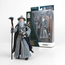 """Picture of Lord of the Rings Gandalf the Grey BST AXN 5"""" Figure"""