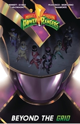 Picture of Mighty Morphin Power Rangers Beyond Grid SC