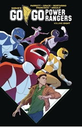 Picture of Go Go Power Rangers Vol 08 SC