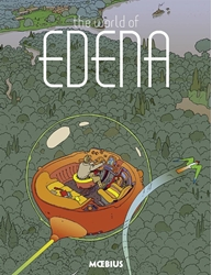 Picture of World of Edena HC Moebius Library