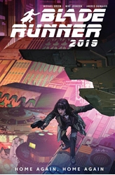 Picture of Blade Runner Vol 03 SC Home Again Home Again