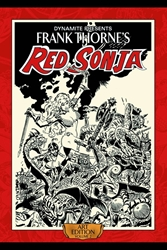 Picture of Frank Thorne Red Sonja Art Edition Vol 02 HC