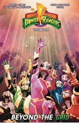Picture of Mighty Morphin Power Rangers (2016) Vol 10 SC
