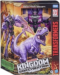 Picture of Transformers Gen Wfck Trex Megatron Beast Figure