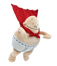 Picture of Captain Underpants Doll