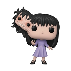 Picture of Pop Animation Junji Ito Tomie Vinyl Figure