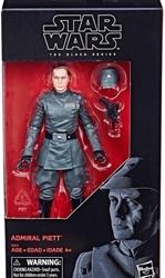 Picture of Star Wars Admiral Piett Black Series Action Figure