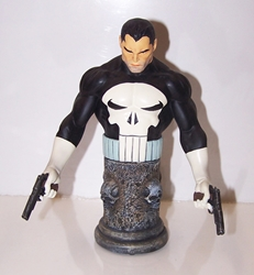 Picture of The Punisher Marvel Mini-Bust Bowen Designs