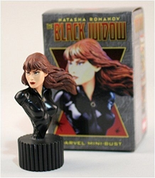 Picture of Bowen Black Widow Mini Bust