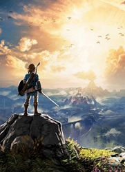Picture of Legend of Zelda Breath of the Wild 1,000 Piece Puzzle