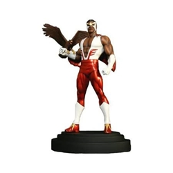 Picture of The Falcon Painted Statue