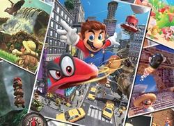 Picture of Super Mario Odyssey Snapshots 1,000 Piece Puzzle