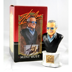 Picture of Stan Lee Mini Bust