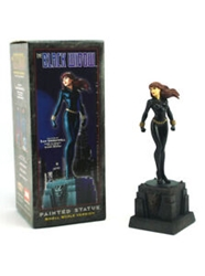 Picture of Black Widow Painted Statue