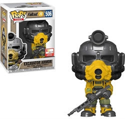 Picture of Pop Games Fallout 76 Excavator Armor E3 2019 Limited Edition