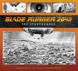 Picture of Blade Runner 2049 Storyboards HC