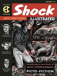 Picture of EC Archives Shock Illustrated HC