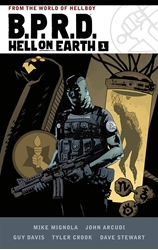 Picture of BPRD Hell on Earth Vol 01 SC