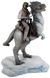 Picture of Star wars Luke Skywalker On Tauntaun Statue