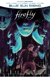 Picture of Firefly Blue Sun Rising Vol 01 HC