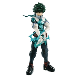 Picture of My Hero Academia Izuku Midoriya I'm Ready Ichiban Figure