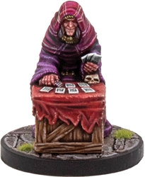 Picture of Dungeons and Dragons RPG Curse of Strahd Madame Eva Miniature Figure