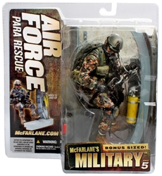 Picture of Mcfarlanes Military Air Force Para Rescue Series 5 Figure