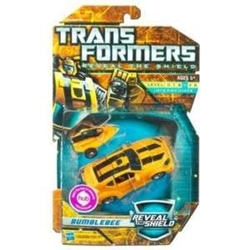 Picture of Transformers Reveal The Shield Bumblebee