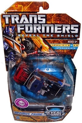 Picture of Transformers Reveal The Shield Optimus Prime