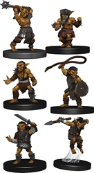Picture of Dungeons and Dragons Icons of the Realms Goblin Warband Fantasy Miniatures Figure