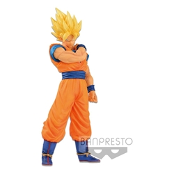 Picture of Dragon Ball Z Goku Resolution of Soldiers Vol 1 Figure