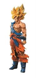 Picture of Dragon Ball Z Goku Manga Dimensions Super Master Stars Piece Figure