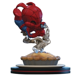 Picture of Spider-Ham Marvel Q-Fig Figure