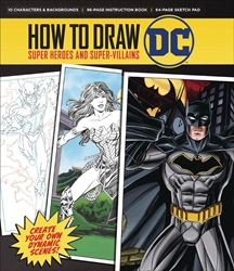 Picture of How to Draw DC SC