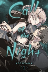 Picture of Call of the Night Vol 01 SC