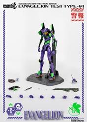 Picture of Robo-Dou Evangelion Test Type -01 Threezero figure