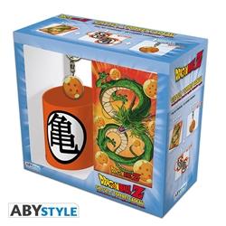 Picture of Dragon Ball Z Mug Keyring Gift NotebookSet