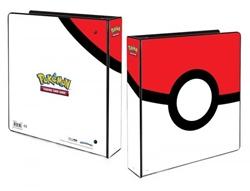 Picture of Pokemon Pokeball 3 Ring Binder