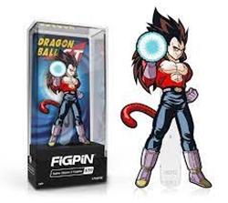 Picture of FigPin Dragon Ball GT Super Saiyan 4 Vegeta