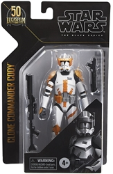 Picture of Star Wars Black Archives 6in Commander Cody Figure