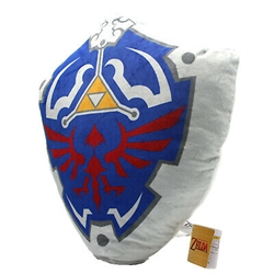 Picture of Legend of Zelda Hylian Shield Cushion