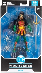 """Picture of Robin DC Multiverse 7"""" Action Figure"""