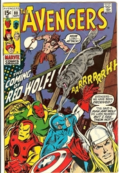 Picture of Avengers #80
