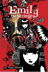 Picture of Complete Emily the Strange All Things Strange HC