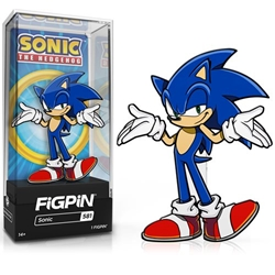 Picture of FigPin Sonic the Hedgehog