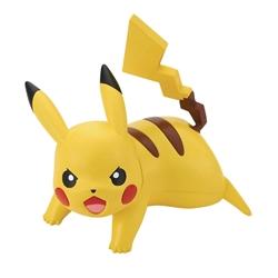 Picture of Pokemon Pikachu Battle Pose Quick!! Model Kit