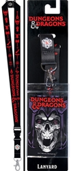 Picture of Dungeons and Dragons Lanyard