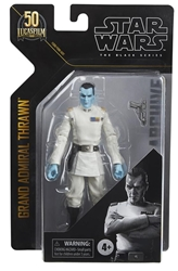 Picture of Star Wars Black Archives 6in Grand Admiral Thrawn Figure