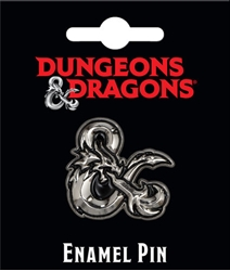 Picture of Dungeons and Dragons Ampersand Enamel Pin